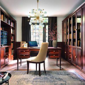 WYRÓŻNIENIE: Kolekcja mebli gabinetowych Monaco/Fabryka Mebli Taranko