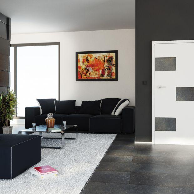 Spójna aranżacja wnętrza - dobieramy podłogi i drzwi