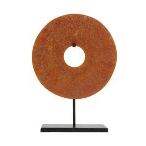 Kamień jadeitu wykorzystano do wykonania oryginalnej dekoracji Lisse. Fot. Westwing