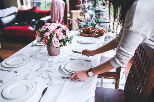 Stół na święta - przygotowania czas zacząć
