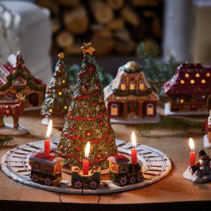 Świąteczne dekoracje. Fot. Villeroy&Boch