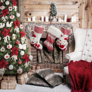 Świąteczne dekoracje. Fot. Eurofirany