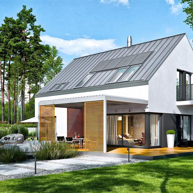Nowoczesny dom - ten projekt Was zachwyci!