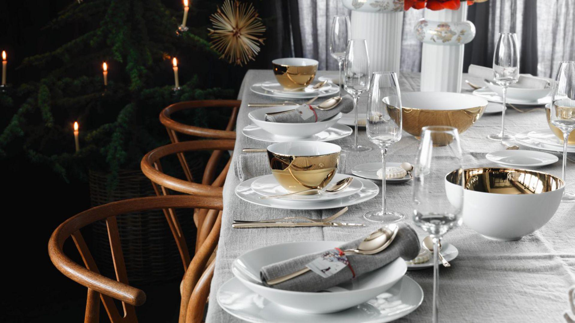 Stół na święta. Fot. Rosenthal