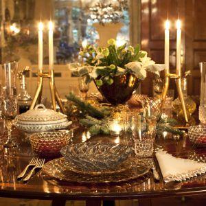 Stół na święta. Fot. Kartell
