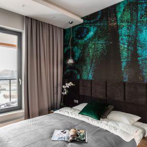 Apartament z pawim piórem Projekt: Studio Projekt. Fot. Foto&Mohito, Welcome Apartment