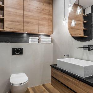Apartament z pawim piórem Projekt: Studio Projekt.Fot. Foto&Mohito, Welcome Apartment