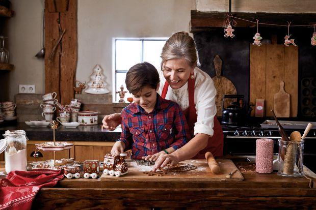 Polecamy przepis na świąteczne pierniczki pachnące korzennymi przyprawami.