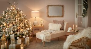 Tradycyjna elegancja i ciepła atmosfera nieodłącznie towarzyszą świątecznejaranżacji domu. Jak stworzyć wystrój, który podkreśli podniosłą atmosferę i zachwyci gości? Zobaczcie nasze propozycje.