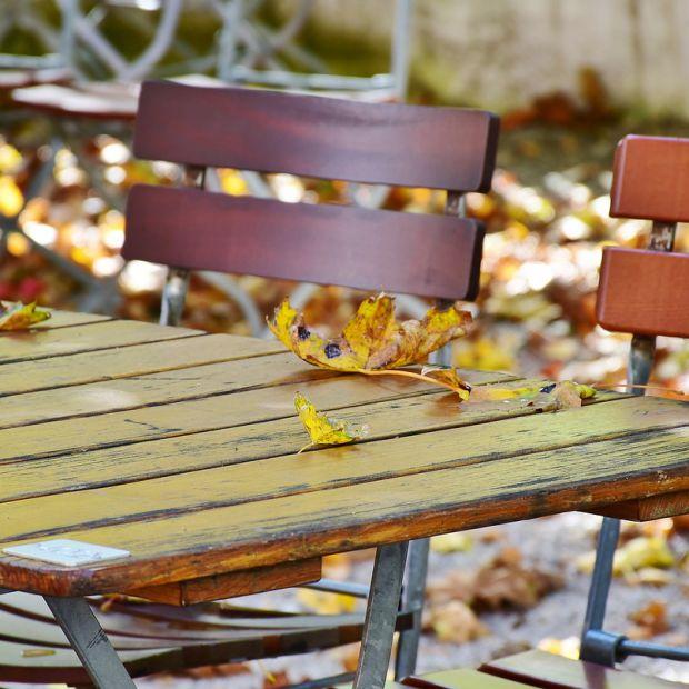 Jak przygotować drewniane meble ogrodowe na mróz?