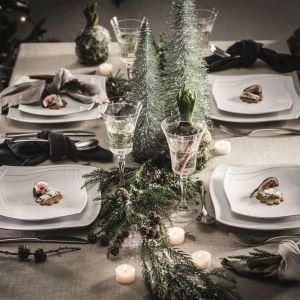 Piękna dekoracja świątecznego stołu: serwis Celebration. Fot. Fyrklovern