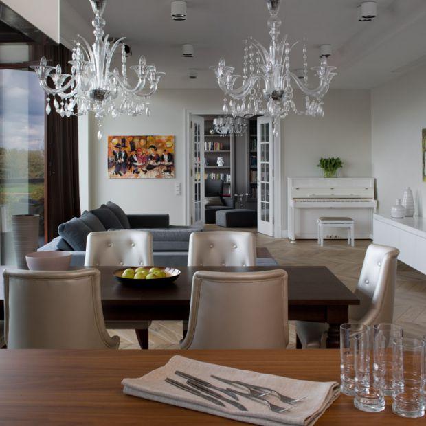 Apartament z widokiem na Wisłę - zobacz wyjątkowy projekt