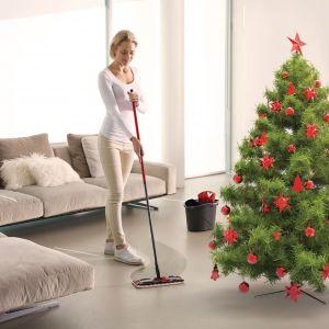 Z mopem Ultramax marki Vileda świąteczne porządki będą łatwiejsze i szybsze. Fot. Vileda