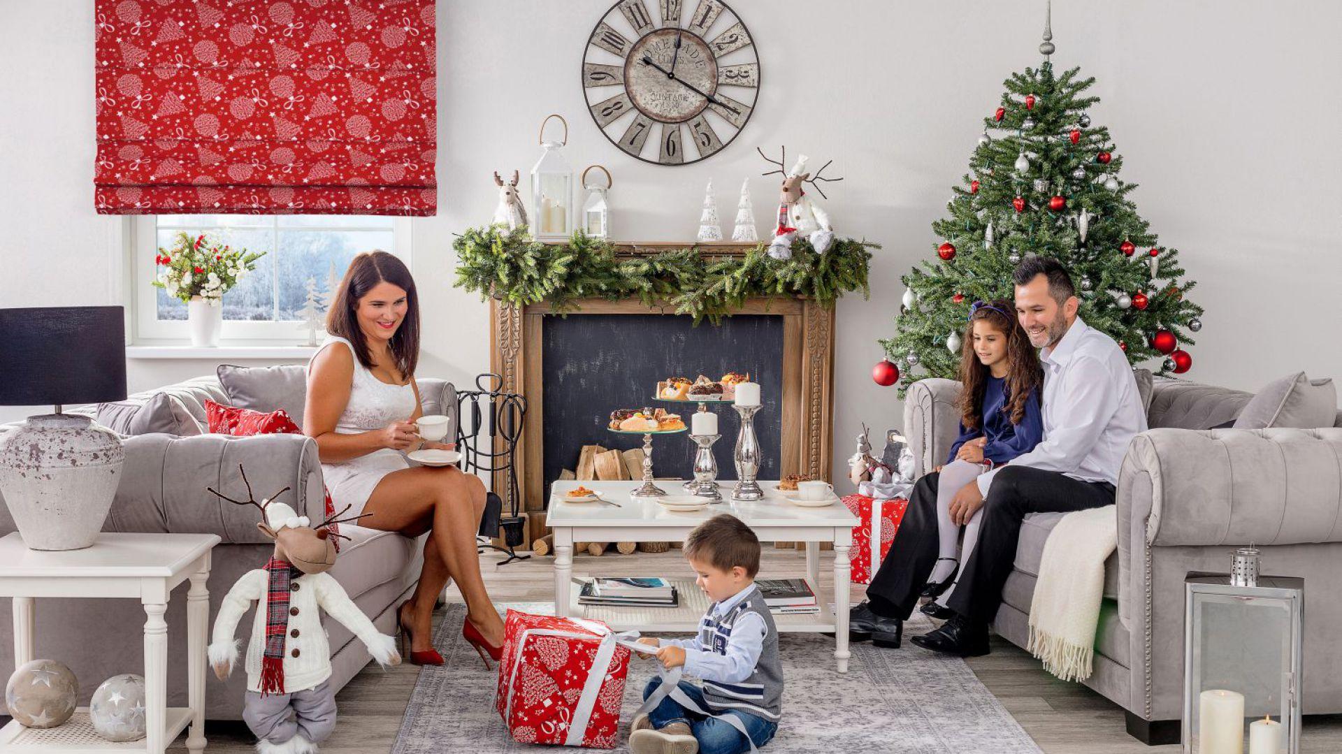 Prezenty to jeden z najpiękniejszych świątecznych zwyczajów. Fot. Dekoria.pl