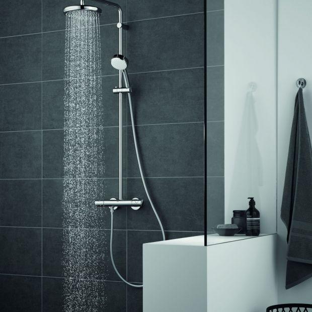 Nowoczesna łazienka: aranżujemy strefę prysznica