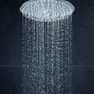 Aranżujemy strefę prysznica. Fot. Grohe