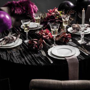 Stół na Sylwestra: serwis Moments. Fot. Fyrklovern