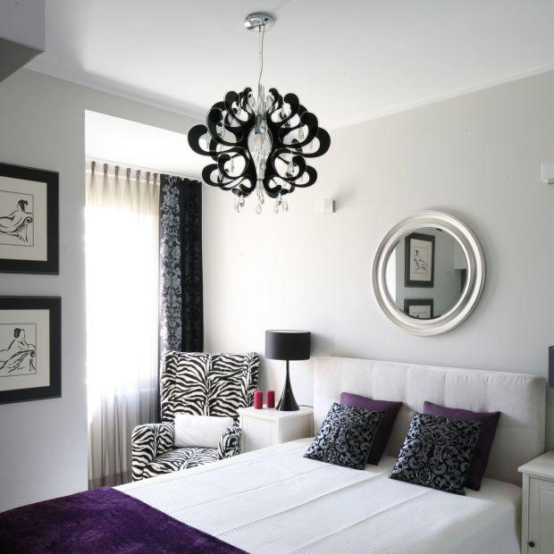 Oświetlenie w sypialni: zobacz 10 pięknych wnętrz