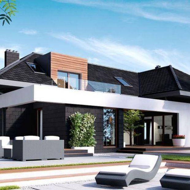 Nowoczesny dom - jakie pokrycie dachowe wybrać