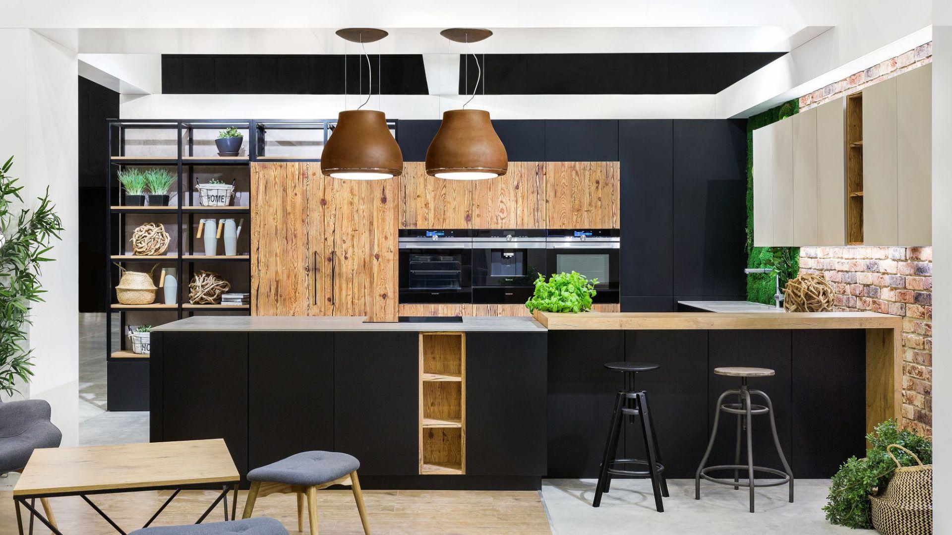 Ekologia w nowoczesnej kuchni. Fot. Studio Max Kuchnie