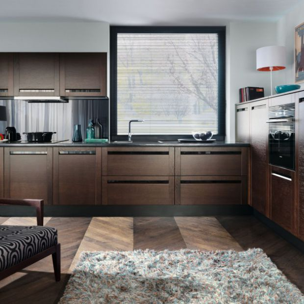 Drewniane meble kuchenne - 5 eleganckich kolekcji
