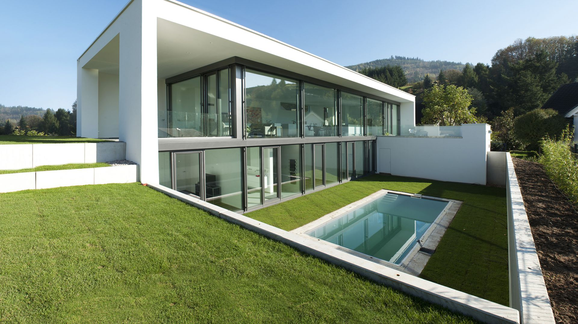 Budownictwo pasywne minimalizuje zużycie energii i zapewnia ponadczasowy design. Fot. Schöck