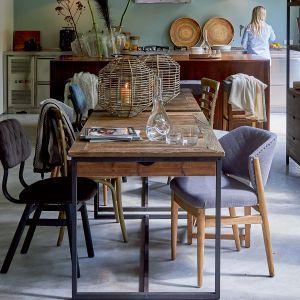 Kolekcja Amsterdam Loft odwołuje się do surowej elegancji holenderskich loftów. Fot. Riviera Maison