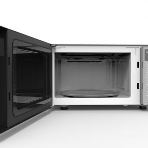 Kuchenka mikrofalowa pozwoli przygotować posiłek od początku do końca, prowadząc przy tym użytkownika przez cały proces, a na koniec – (prawie) sama się wyczyści. Fot. Whirlpool