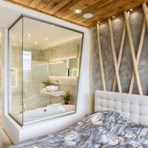 Aranżacje sypialni najmodniejsze w 2017 roku. Projekt: Dom z Kościelisku. Fot. 4K Interior