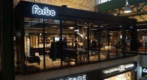 Showroom Forbo Flooring Polska, producenta wykładzin obiektowych, już działa w warszawskiej Hali Koszyki.