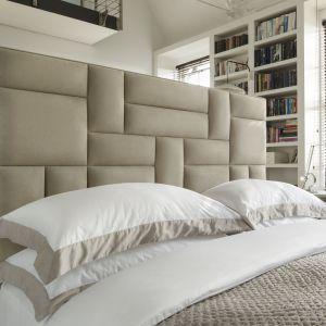 Sypialnia w beżach. Fot. Hypnos Beds