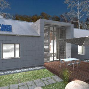 Dom stodoła o powierzchni użytkowej około 140 mkw. Fot. Studio BB Architekci