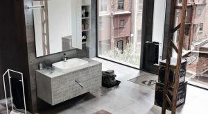 W naszej galerii prezentujemy 12 ciekawych pomysłów na fronty mebli łazienkowych.