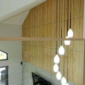 Projekt i aranżacja domu: EWEM aranżacje wnętrz Edyta Wełnicka. Zdjęcia: Grzegorz Popiołek