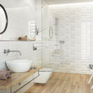 Łazienka w stylu wabi-sabi. Fot. Cersanit