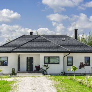 Modny dach: trendy dekarskie na 2018 rok. Gont blaszany Janosik. Fot. Blachotrapez