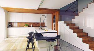 Współczesna kuchnia to pomieszczenie reprezentacyjne, na równi z salonem, szczególnie, odkąd zapanowała moda na kuchnie otwarte.