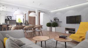 Niewielkie mieszkanie wymaga od urządzającego sprytu i dobrych pomysłów. Kluczem jest tu wielozadaniowość - mówi Dominika Trzcińska, architekt ze studia projektowego Superpozycja Architekci, prelegentka 4 Design Days.