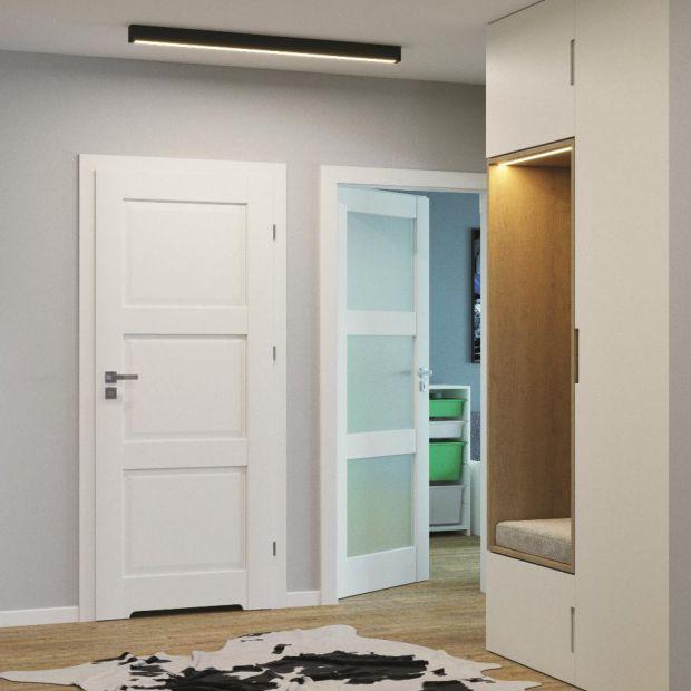 Nowe modele drzwi wewnetrznych