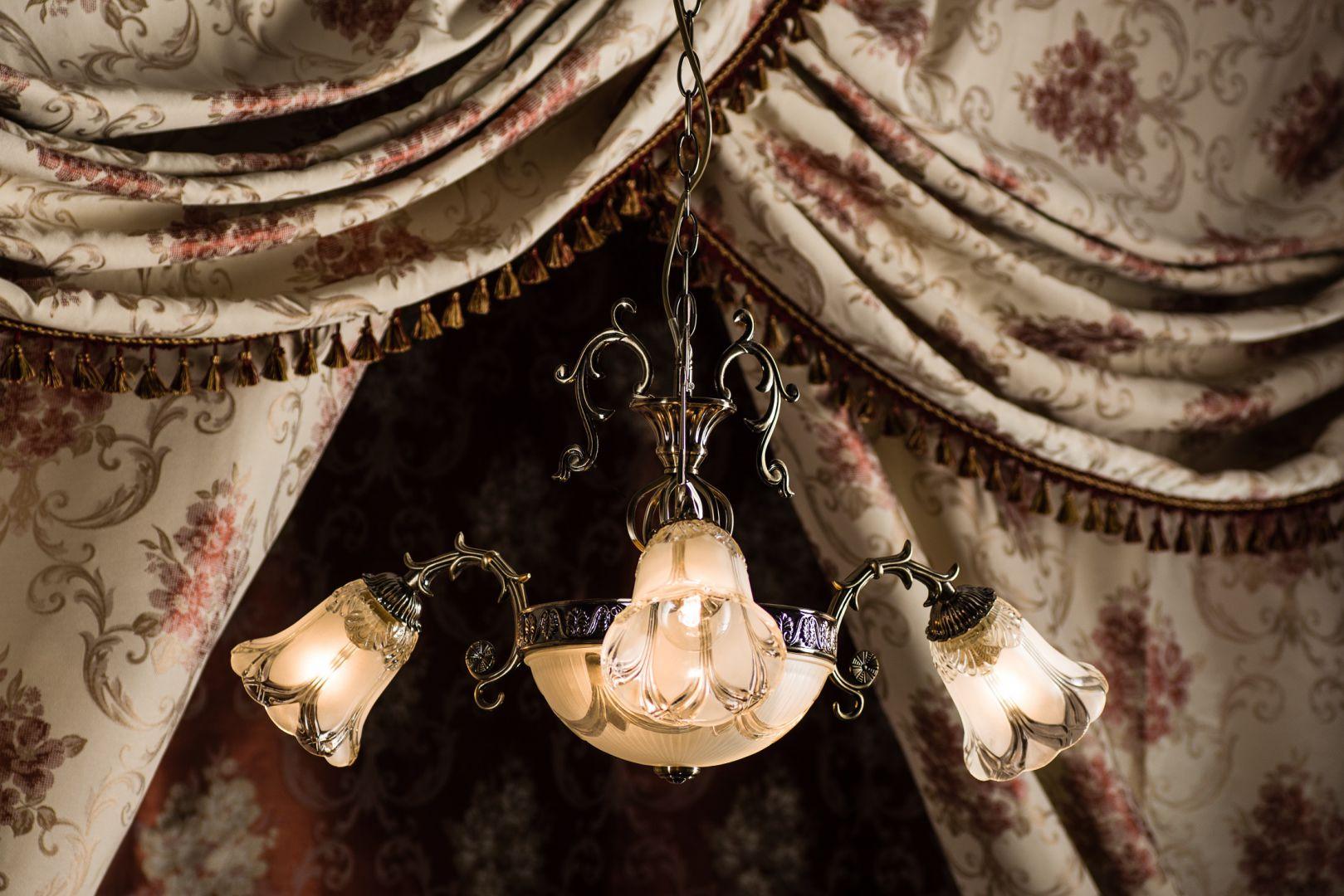 Modne oświetlenie do salonu. Fot. Britop Lighting