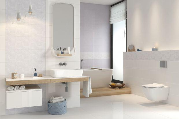 Urządzamy łazienkę w kolorach zimy: zobaczcie piękne zdjęcia