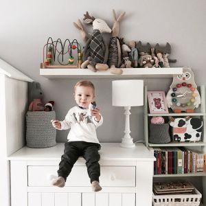 Pokój dziecięcy - aranżacja w stylu skandynawskim. Fot. Pinio