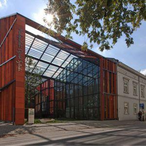 Projekt Małopolskiego Ogrodu Sztuki, fot. Ingarden & Ewý Architekci