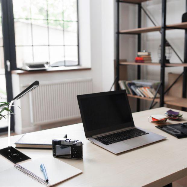 Domowe biuro - funkcjonalne i estetyczne