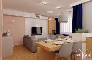 Projekt: Aleksandra Pater-Bartnik, Biuro Architektoniczne ArchOMEGA