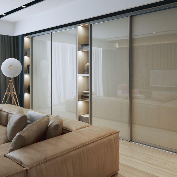 Nowoczesna zabudowa - nie tylko do minimalistycznych wnętrz