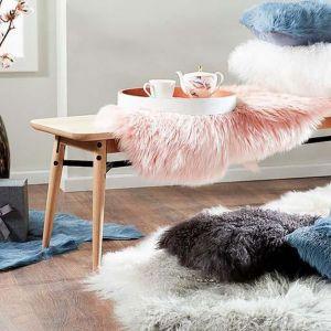 Salon w stylu glamour. Fot. Westwing