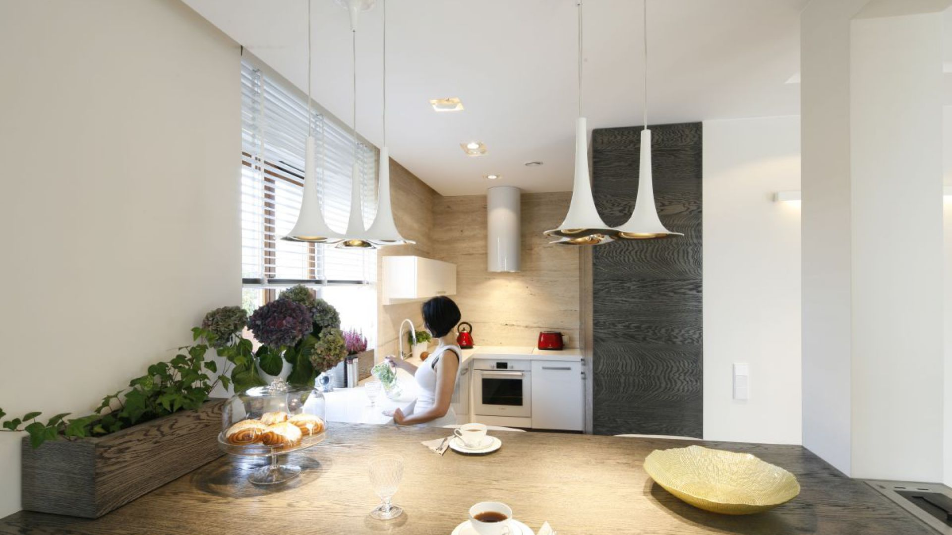 Oświetlenie W Kuchni 12 Pomysłów Z Polskich Domów
