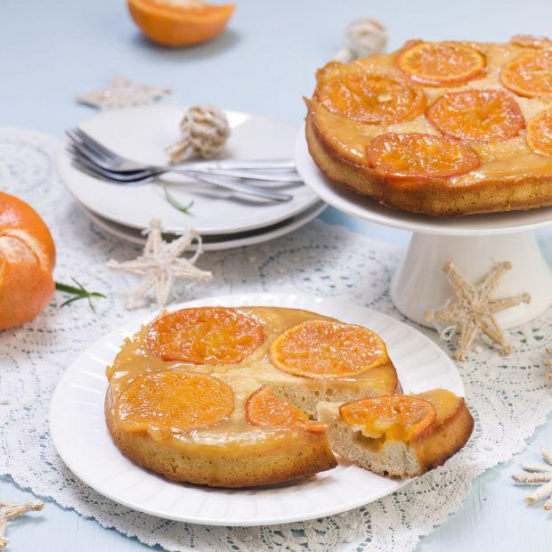 Słodka kuchnia: przepis na ciasto mandarynkowe