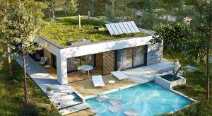 EX 21 G2 soft to dom, który stawia na oszczędną prostotę. Zwarta, energooszczędna forma, szerokie przeszklenia oraz wnętrze pełne naturalnego światła. Dlaczego jeszcze warto wybrać ten projekt? Zajrzyjcie do środka!